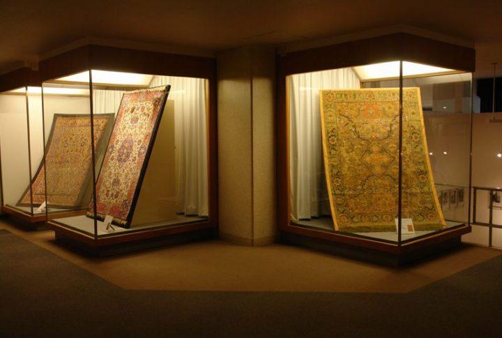 موزه های  فرش ایران