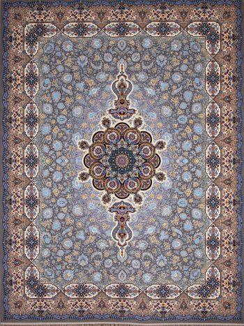 فرش ۱۲۰۰ شانه کاشان