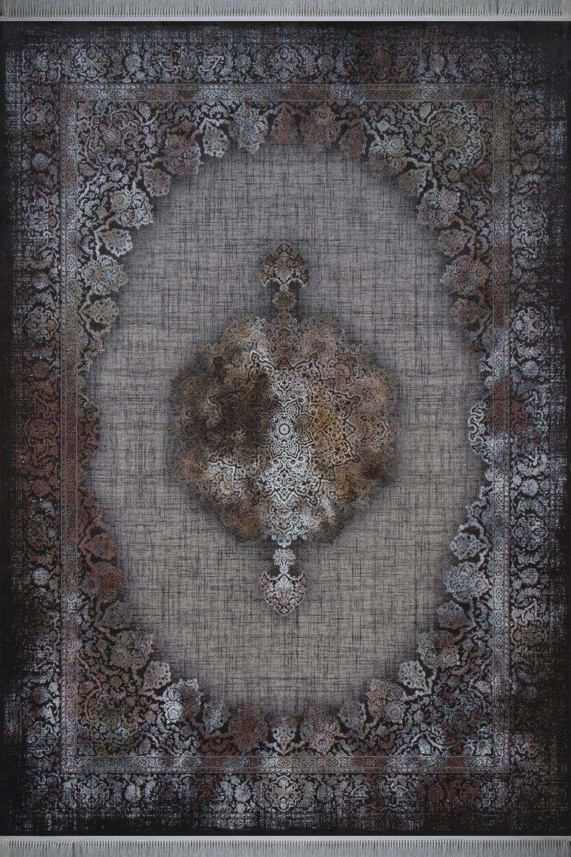 فرش زغالی وینتیج