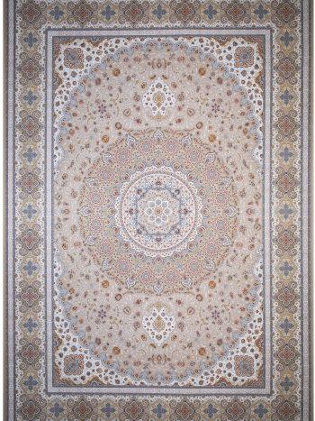 فرش 1500 شانه بژ