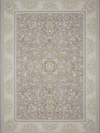فرش نقره ای برجسته