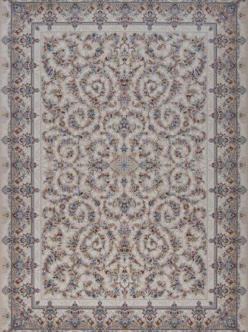 فرش کاراملی برجسته