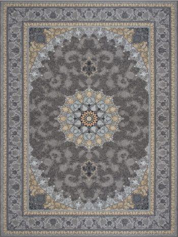 فرش 1000 شانه متالیک برجسته | کد E1010M
